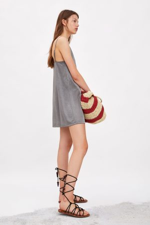Zara Satin camisole dress