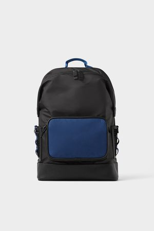 Zara Backpack with colour detail