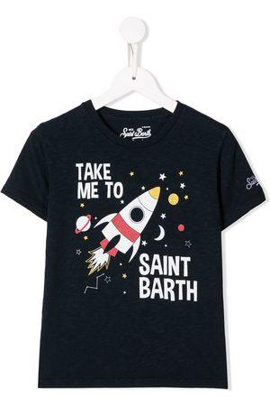 MC2 SAINT BARTH Flynn T-shirt