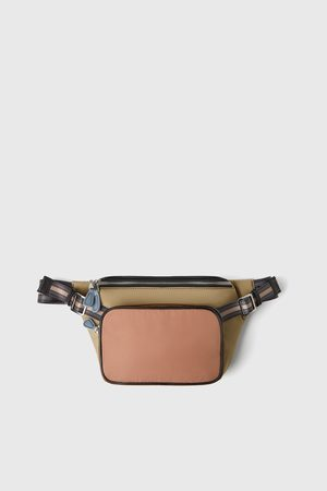 Zara Multicoloured belt bag