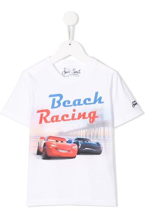 MC2 SAINT BARTH Beach Racing T-shirt