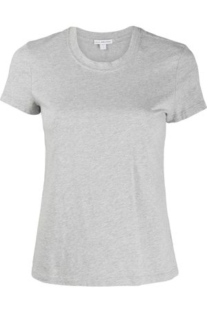 James Perse Women Short Sleeve - Classic short-sleeve T-shirt