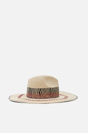 Zara Limited edition rustic hat