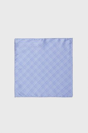 Zara Check pocket square