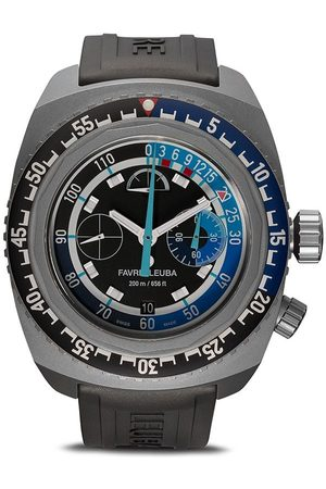 Favre Leuba Raider Bathy 120 Memodepth 48mm