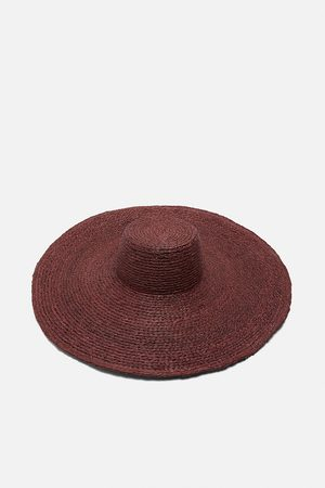 Zara Large sun hat