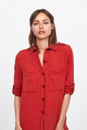 Zara Shirt with pockets