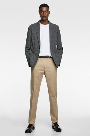 Zara Chino trousers with belt