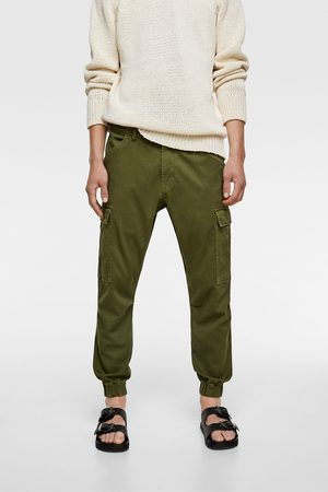 Zara Cargo trousers