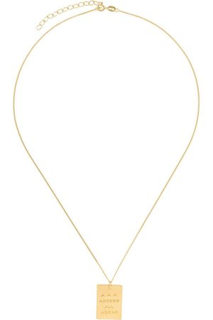 TRUE ROCKS AAA Pass pendant necklace