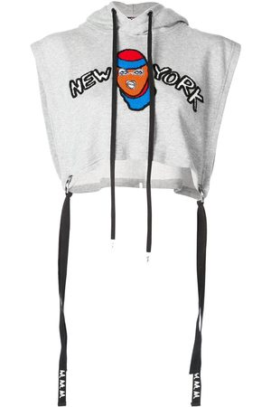 HACULLA Cropped hooded sweatshirt