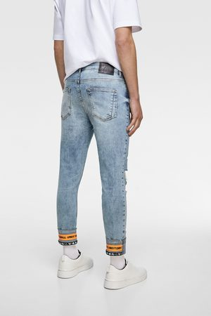 Zara Skinny jeans with bands