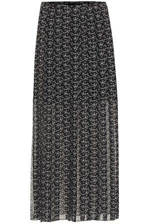 See by Chloé Printed maxi skirt