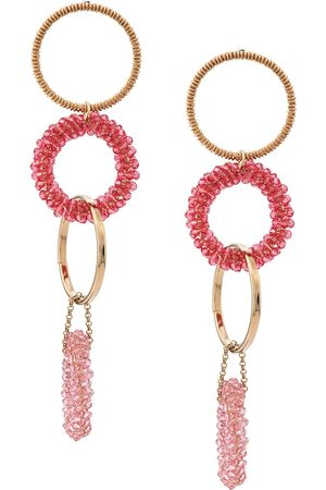 Jacquemus Hoops pendant earrings