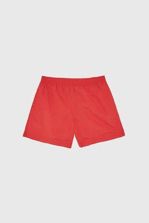 Zara Coloured swimming trunks