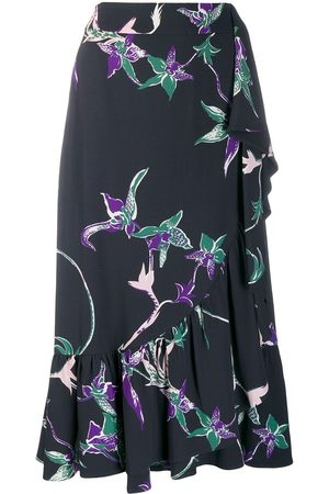 La DoubleJ X Mantero flounce skirt