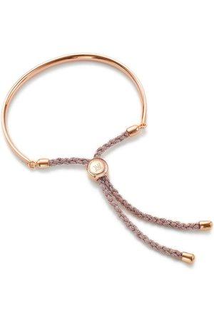 Monica Vinader Fiji Rose Metallica bracelet
