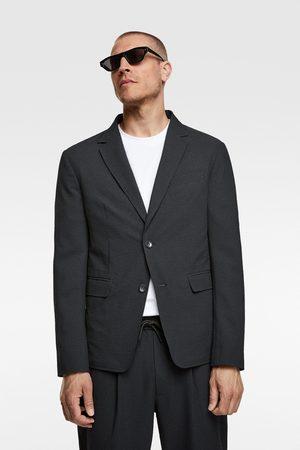 Zara Men Blazers - Seersucker blazer