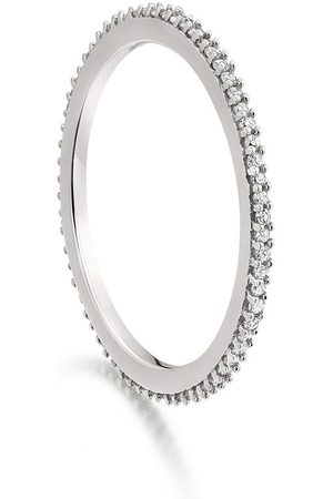 Monica Vinader Skinny Eternity Diamond ring