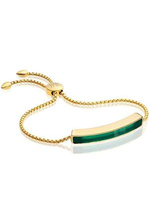 Monica Vinader Baja Onyx bracelet