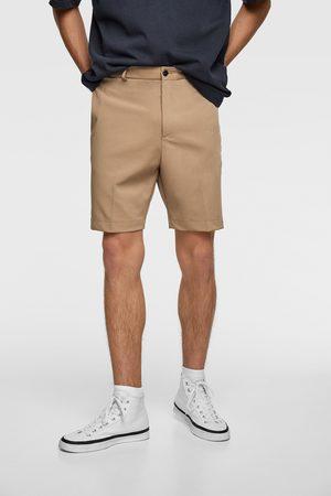 Zara Men Bermudas - Traveller bermuda shorts