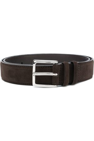 Orciani Classic suede belt