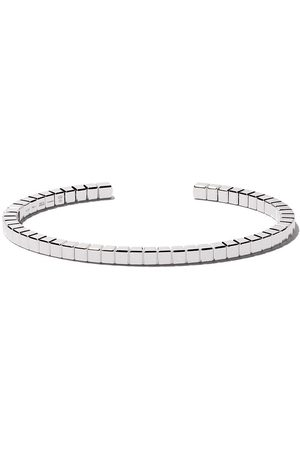 Chopard 18kt white gold Ice Cube Pure bangle