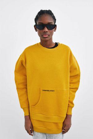 Zara Oversized sweatshirt
