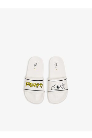 Zara Snoopy slides
