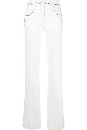 Giambattista Valli Studded flare trousers