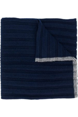 Brunello Cucinelli Wide rib scarf