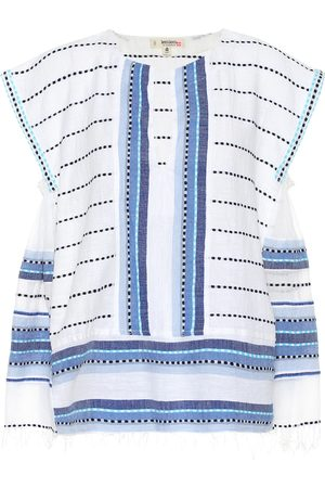 Lemlem Women Blouses - Welela cotton-blend blouse