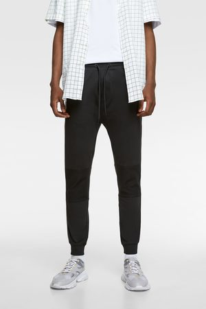 Zara Joggers with contrast taping