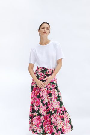 ec07383d Buy Zara Skirts for Women Online | FASHIOLA.ph | Compare & buy