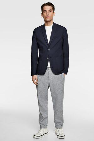 Zara Cotton blazer
