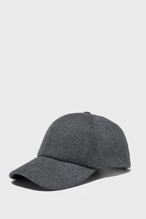 Zara Men Caps - Knit cap