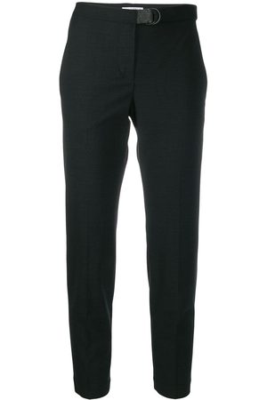 Brunello Cucinelli Cropped slim fit trousers
