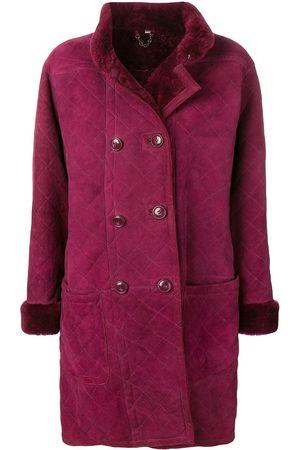 Yves Saint Laurent 1980's Fourrure coat
