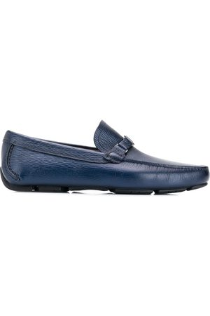 Salvatore Ferragamo Antigua driver loafers