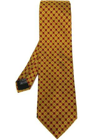 ROMEO GIGLI Checked tie