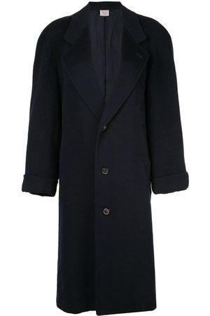 Gucci Vintage Logos Long Sleeve Coat