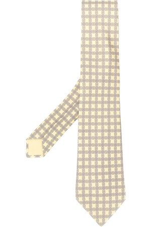 Hermès 2000's patterned tie