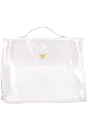 Hermès Hermès Vinyl Kelly beach bag