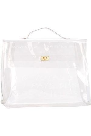 Hermès Pre-owned Vinyl Kelly beach bag