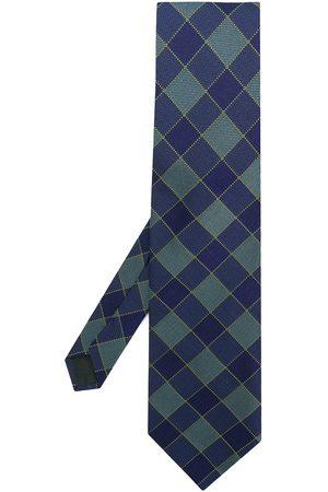 ROMEO GIGLI Square print tie