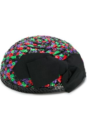 Yves Saint Laurent Woven hat