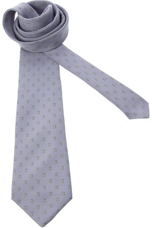 Pierre Cardin Rectangle print tie