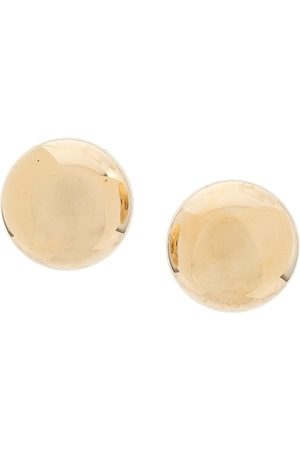 Givenchy Pre-Owned Polished round earrings