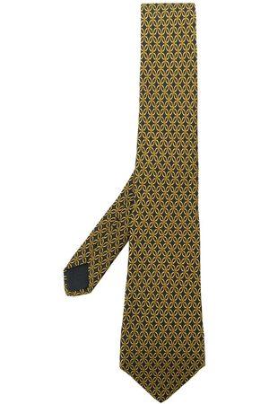 Hermès Patterned tie