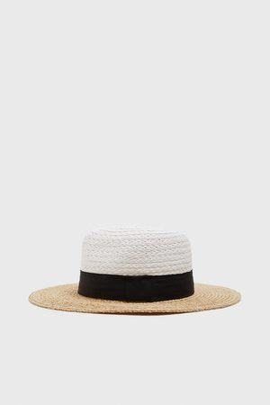 Zara Three-tone hat